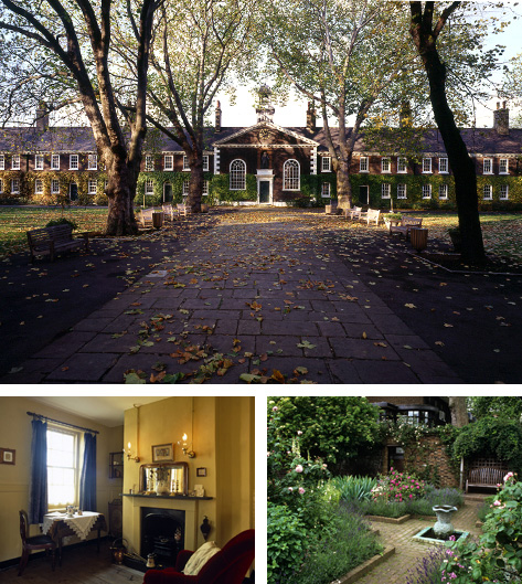 The Geffrye Museum Imagery