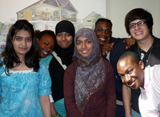 Hackney Heritage Young Volunteers